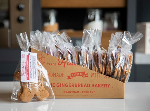 The Perfect Gingerbread Biscuits for Christmas