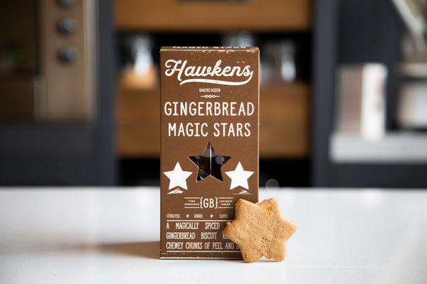 Hawkens Gingerbread Magic Stars