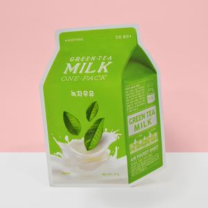 APIEU Milk One Pack Green Tea