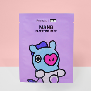 BT21 Face Point Mask MANG