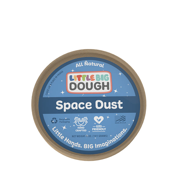 Space Dust Rose Play Dough 8 oz.