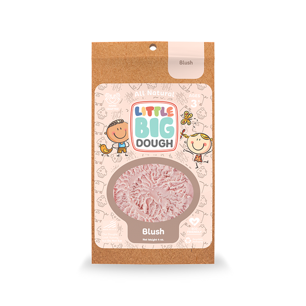 Blush Mini Play Dough 4 oz.