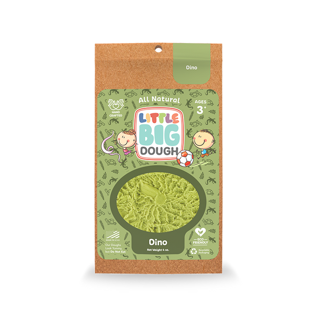 Dino Mini Play Dough 4 oz.