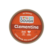 Clementine Play Dough 8 oz.