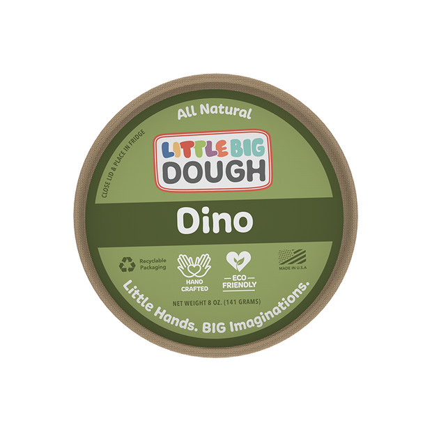 Dino Play Dough 8 oz.