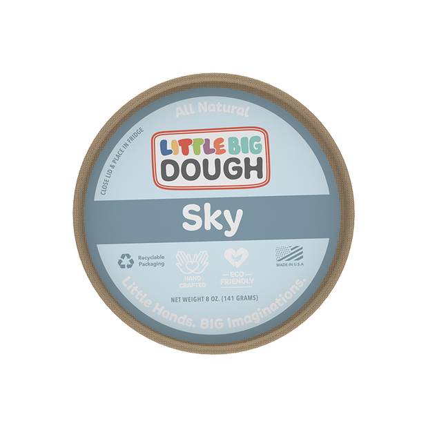 Sky Play Dough 8 oz.