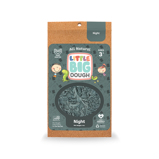 Night Mini Play Dough 4 oz.