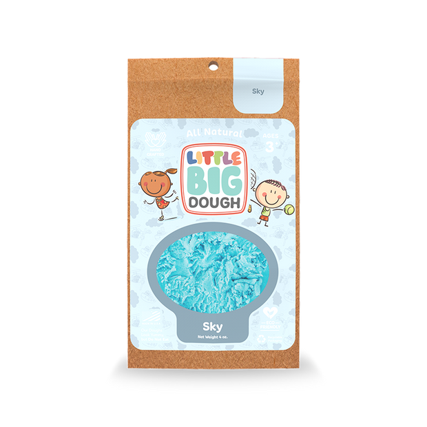Sky Mini Play Dough 4 oz.