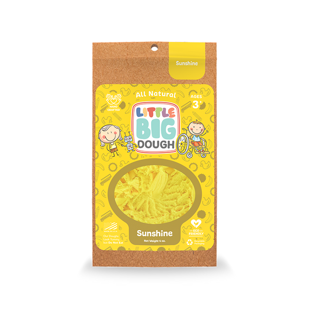 Sunshine Mini Play Dough 4 oz.