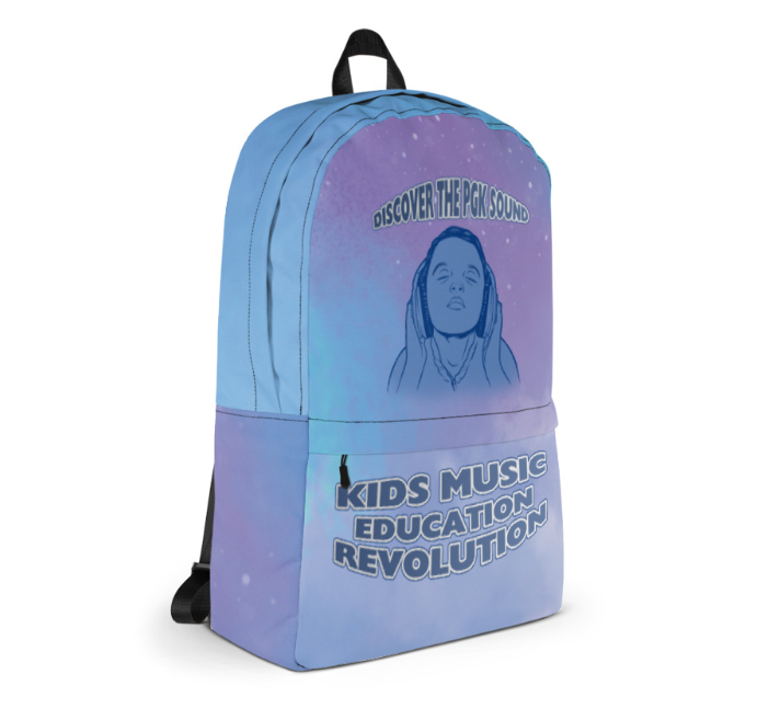 Discover the PGK Sound Backpack