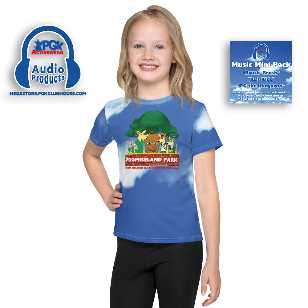 Promiseland Park's Allover Audio Smart-Tee