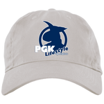 PGK Lifestyle Specialists Twill Unstructured Dad Cap