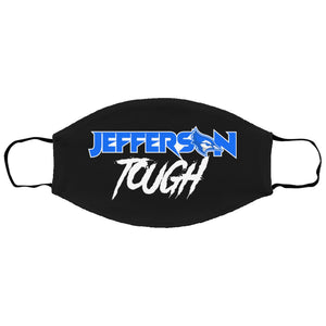 "Open image in slideshow, ""Jefferson Tough"" FMM Sm/Med Face Mask"