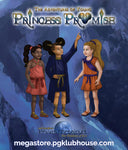 Adventures of Young Princess Promise Poster