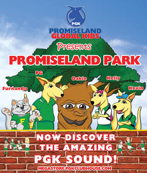 Open image in slideshow, Promiseland Park Poster