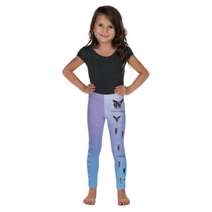 Open image in slideshow, Young Princess Promise Kid's Leggings and Audio Story Book
