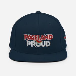 "Open image in slideshow, ""Pageland Proud"" Snapback Hat"