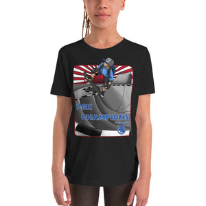 Open image in slideshow, Youth Short Sleeve T-Shirt