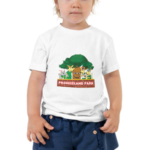 Open image in slideshow, Promiseland Park's Big Toddler Short Sleeve Audio Smart-Tee