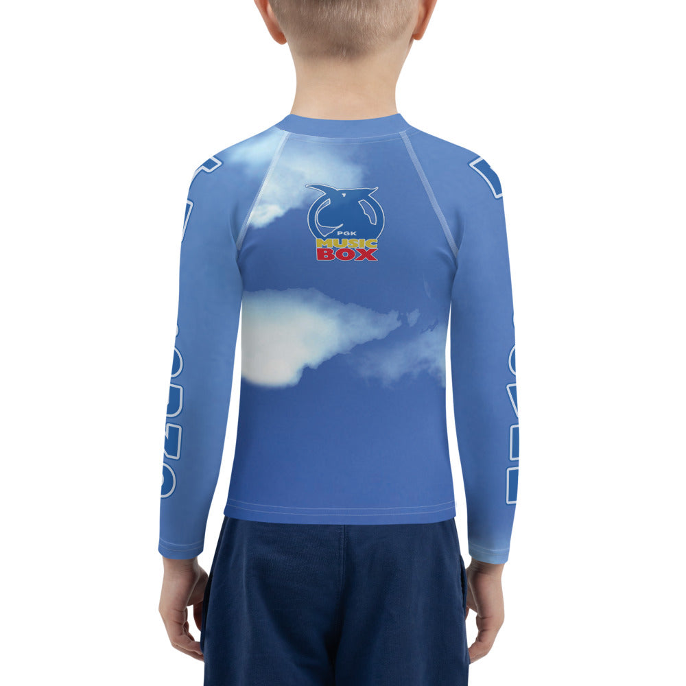 Promiseland Park's Kids and Youth Audio Rash Guard