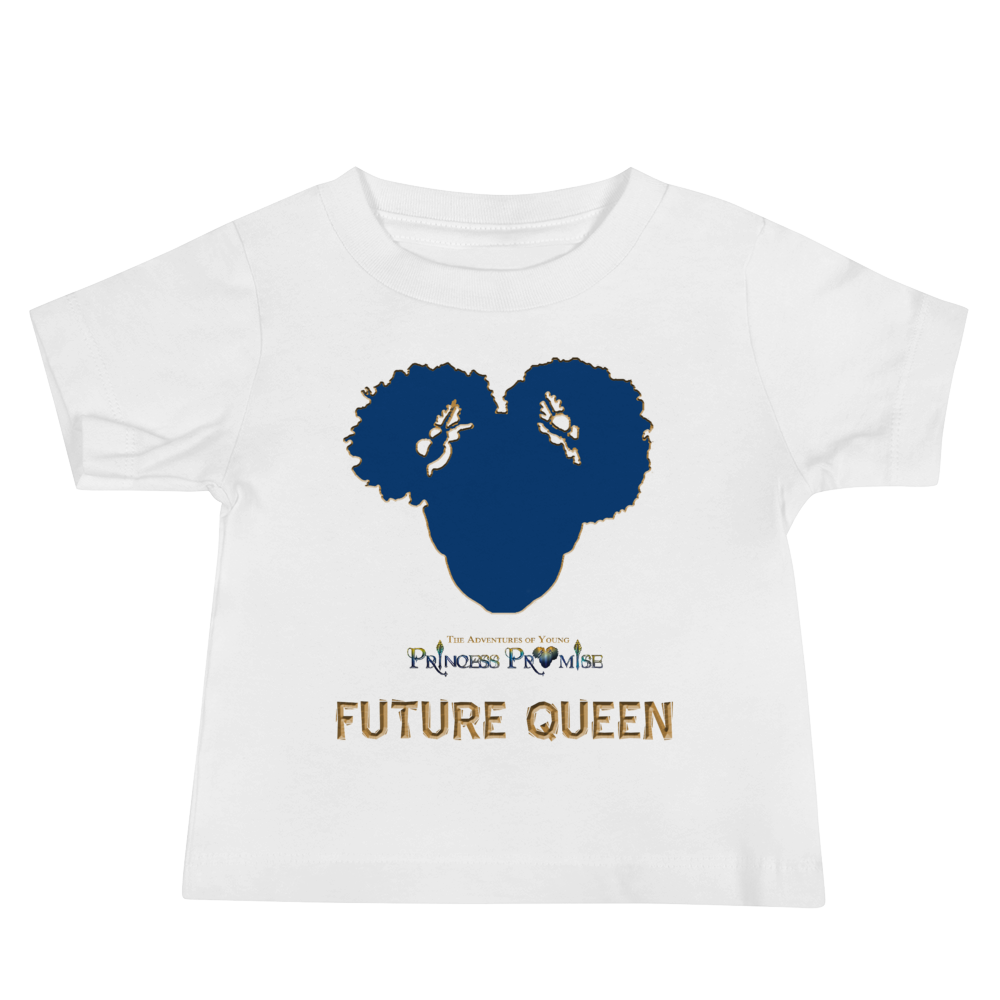 Young Princess Promise Future Queen Baby Audio Smart-Tee