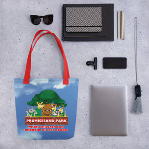 Promiseland Park's Audio Tote Bag