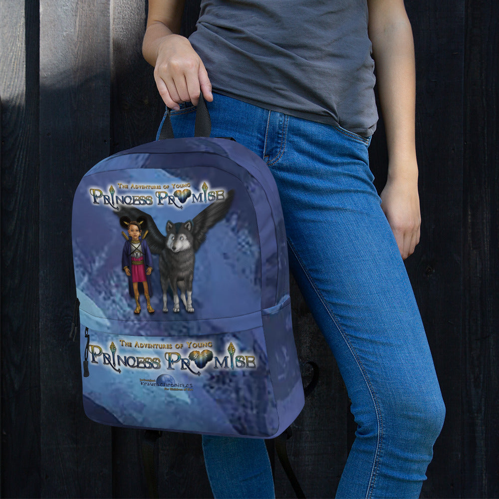 Adventures of Young Princess Promise Audio Backpack