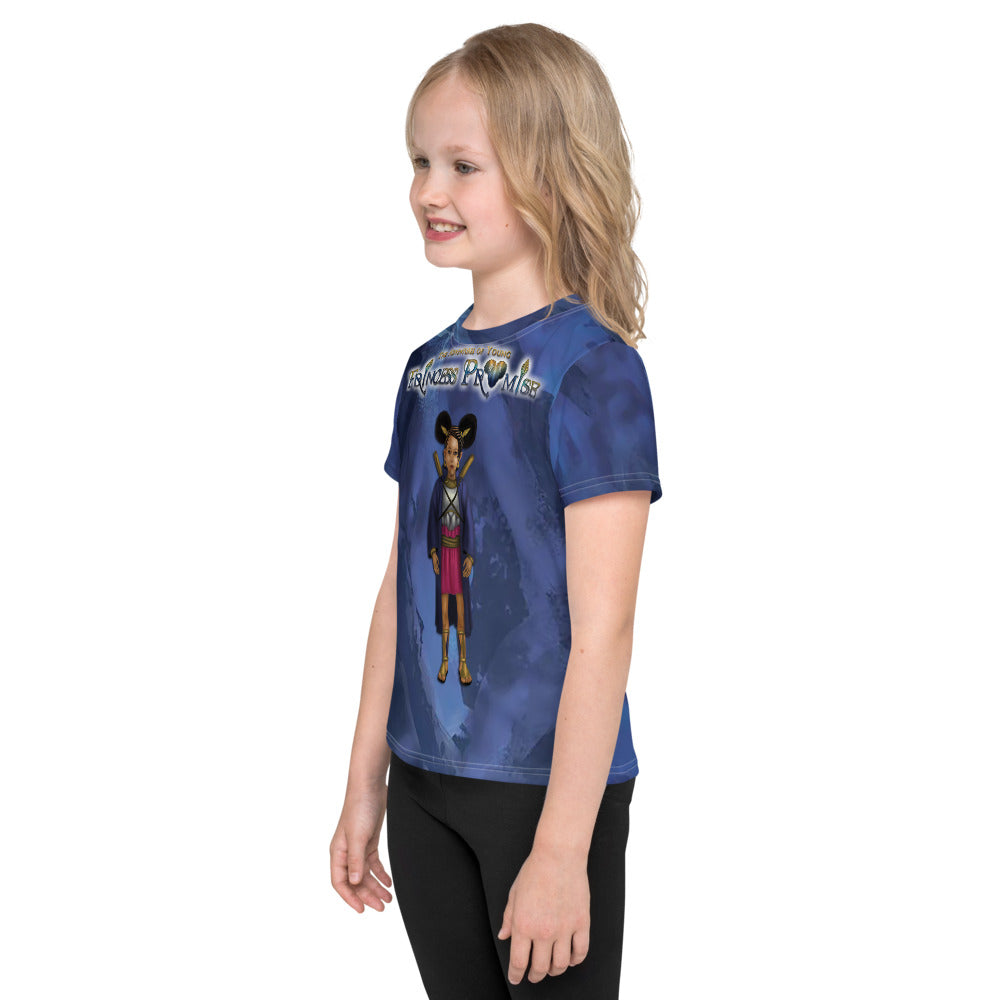 Young Princess Promise Allover Audio Smart-Tee
