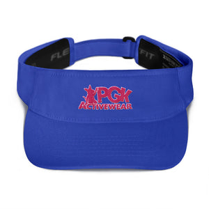 PGK Activewear Audio Sun Visor