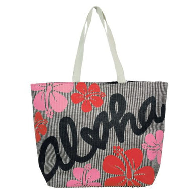Summer Tote - Aloha Floral