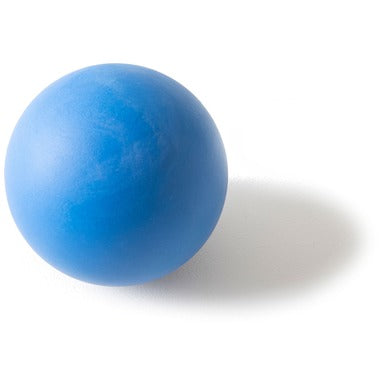 Massage Ball - Jumbo Rubber Blue