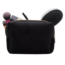 My Tagalongs-Large Cosmetic pouch-Black
