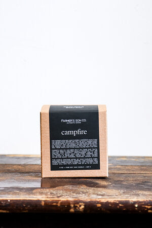 Farmers Son co Candle-Campfire