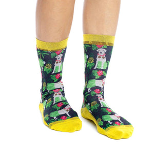 Women's Hula Labrador Socks