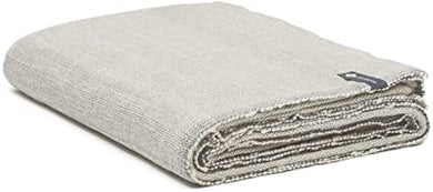 Cotton Yoga Blanket - Carbon Weave