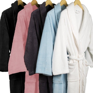 Ultraplush Striped Robes
