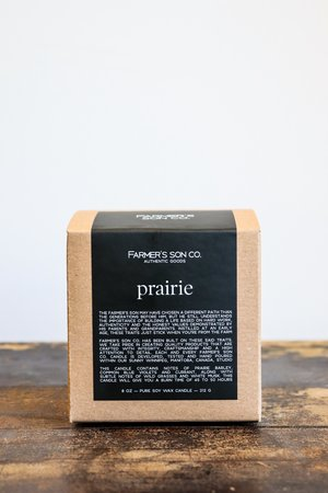 Farmers son co Candle-Prairie