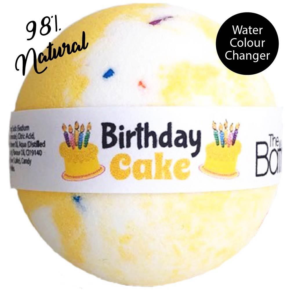 Birthday Cake Bath Bomb