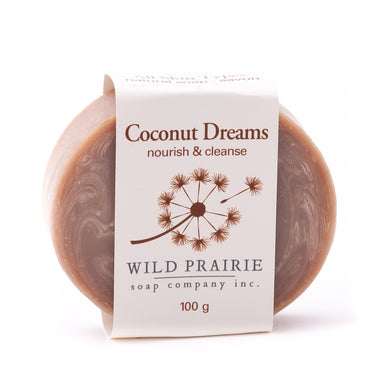 Wild Prairie Soap - Coconut Dreams