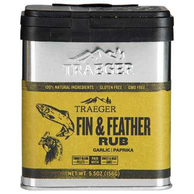 Rub - Fin & Feather