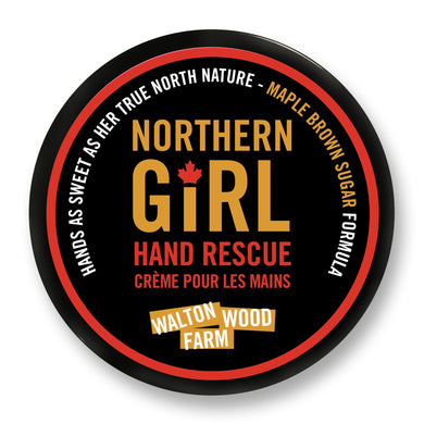 Northern Girl Hand Resue