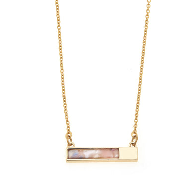 Lush Necklace in Gold or Silver