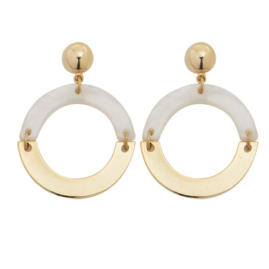Serena Earrings in Gold or SIlver