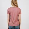 HAPPY CAMPER RELAXED T-SHIRT // MAUVE