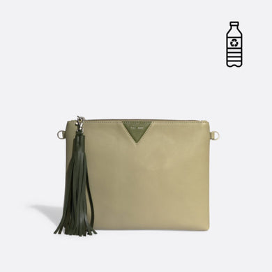 Pixie Mood Michelle Clutch - Sage