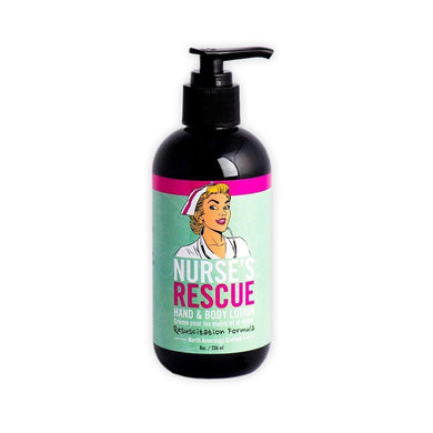 Nurse's Rescue Hand & Body Lotion