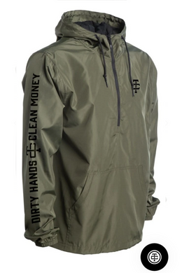 Army Harboured Windbreaker