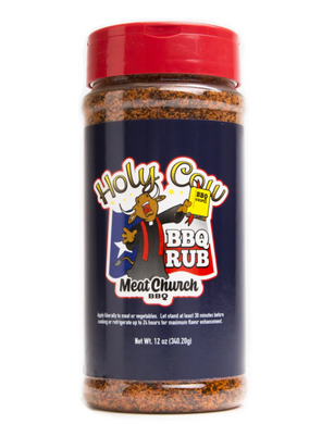 Meat Church Holy Cow BBQ Rub