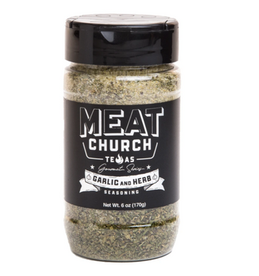 Meat Church Garlic & Herb