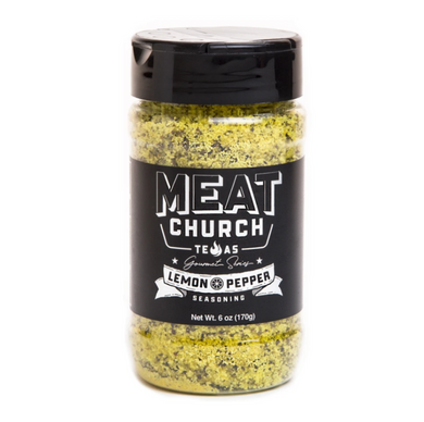 Meat Church Lemon Pepper